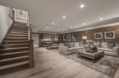 Basement living room ideas basement designs ideas basement living room ideas home design ideas modern basement . Basement Living Rooms, Modern Basement, Basement House, Basement Ceilings, Rustic Basement Bar, Basement Bathroom, Staircase To Basement, Best Basement Flooring, Basement Bedrooms Ideas