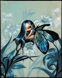 Shy Slivery Blue {Nico Niemi}