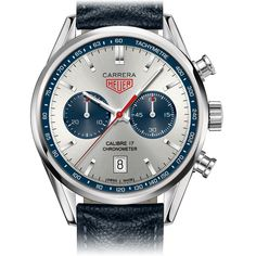 TAG Heuer TAG Heuer CARRERA Chronographe Automatique Calibre 1741 mm