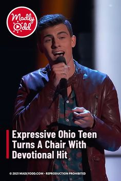 """Michael Williams may be only eighteen-years-old, but he has all the makings of a successful artist, especially in the eyes of one of our favorite coaches. For his The Voice season eighteen audition, the Ohio singer opted to cover Lauren Daigle's """"You Say"""" impressing with every word. Despite support from all the coaches, it was only one chair that turned. #MichaelWilliams #VoiceBlinds #TheVoice The Voice Of Holland, Michael Williams, Nbc Tv, Lauren Daigle, Blake Shelton, Talent Show, Kelly Clarkson, John Legend, Coaches"""