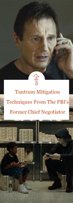 Tantrum Mitigation Techniques From The FBI's Former Chief Negotiator via @FatherlyHQ