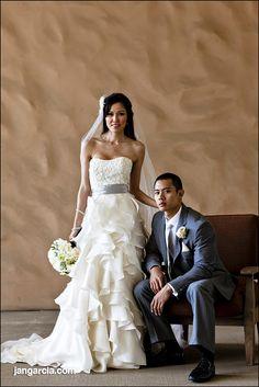 Huntington Beach Hyatt Wedding : Julie and Felix