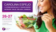Amigos,   Están cordialmente invitados para este 26-27 de Noviembre en la casona de barrio Lastarría. Promoviendo la vida saludable Carolina Espejo
