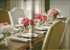 barefoot contessa table settings - Google Search