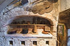 Museo antica cucina