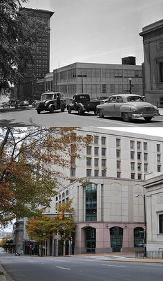 Then & Now 9th St