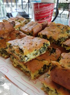 Eat Greek, Cooking Recipes, Healthy Recipes, Salad Dressing Recipes, Spanakopita, Greek Recipes, Feta, Macaroni And Cheese, Food And Drink