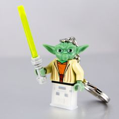 #Yoda #Pendrive 8GB #USB #lego #flash #pendrive #minifigures #handmade #brick-craft