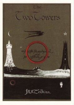 Tolkien's series, 2nd in the series, The Two Towers