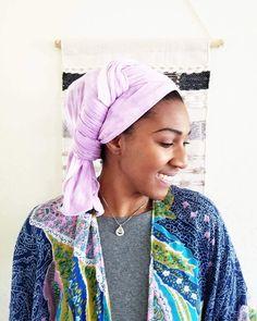 Turban Style, Turbans, Silk Scarves, Head Wraps, Beauty, Women, Fashion, Moda, Fashion Styles