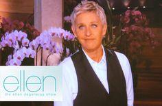 The Ellen Degeneres Show. OMG she is funny!