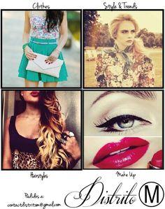 Ropa, bolsas, zapatos, accesorios y muchos tips de belleza!