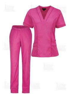 Spa Uniform, Scrubs Uniform, Scrubs Outfit, Cute Nursing Scrubs, Medical Uniforms, Hospital Uniforms, Scrubs Pattern, Stylish Scrubs, Nurse Costume