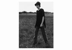 Male Fashion Trends: Rasmus Olsson para LESS Magazine #05