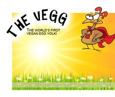 The Vegg, Vegan egg yoke!