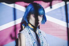 Polychromatic Punk Editorials : alex hutchinson