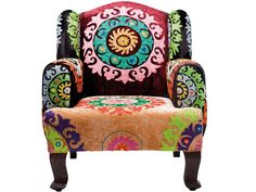 Fotel Mandala — Fotele Kare Design — sfmeble.pl