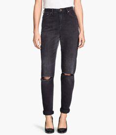 H&M Mom Jeans 349 KR
