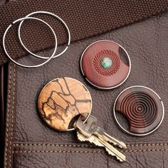 Artisan Wire Key Ring Kit
