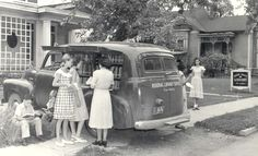 Bookmobile, Tennesse