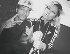 Bow wow & Honey cocaine