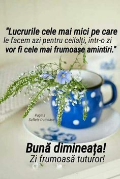 Bless The Lord, Motto, Good Morning, Thoughts, Quotes, Romania, Good Day, Qoutes, Buen Dia