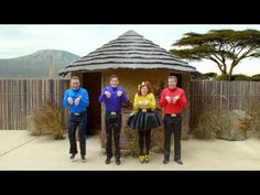 The Wiggles - There Are So Many Animals - YouTube
