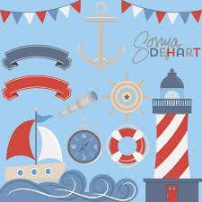 nautical clip art - Buscar con Google