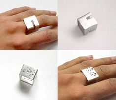"Feed your fingers!<br> Shop for non-metal rings:<br> <a href=""http://thecarrotbox.com/store"">www.thecarrotbox.com</a><br>"