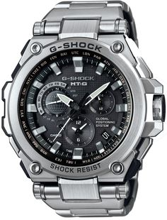 Amazon.co.jp: [カシオ]CASIO 腕時計 G-SHOCK MTG GPSハイブリッド電波ソーラー MTG-G1000D-1AJF メンズ: 腕時計通販