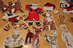 Min blogg om allt mellan himmel och jord: Julsagan om tomten som blivit av med sin julbock