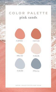 Pantone Colour Palettes, Pantone Color, Warm Color Palettes, Coastal Color Palettes, House Color Palettes, Colour Pallette, Colour Schemes, Palette Pastel, Canva Instagram