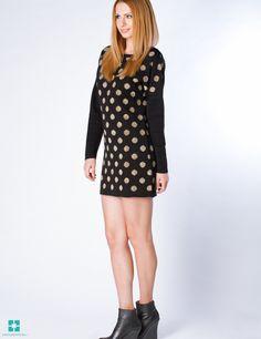 Rochie chimono neagra - Negru Dresses With Sleeves, Long Sleeve, Fashion, Moda, Sleeve Dresses, Long Dress Patterns, Fashion Styles, Gowns With Sleeves, Fashion Illustrations