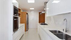 Studio 021 Arquitetura - cozinha - Kitchen - Favo moveis