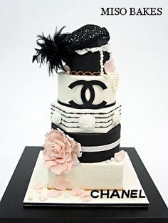 Chanel. Love that giant flower!!