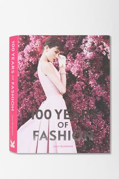 100 Years of Fashion By Cally Blackman  #UrbanOutfitters
