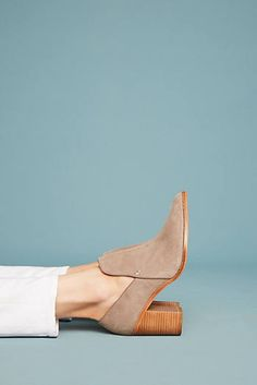 Schutz Fomo Booties at Anthropologie. Pretty Shoes, Beautiful Shoes, Cute Shoes, Me Too Shoes, Shoe Boots, Ankle Boots, Shoes 2017, Shoes Photo, Summer Shoes