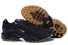 kDQdz Nike Air Max TN I Mens Shoes Yellow Black