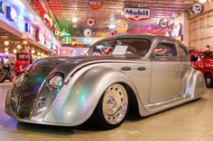 custom 1936 Chrysler AirFlow