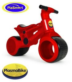 Who wants to be the coolest kid on the block? Balance Bike from the makers of Plasma Car makes learning to ride fun AND cool!