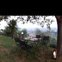 My home in Italy, Uzzano