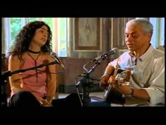 Dança da Solidão sung by Marisa Monte and Paulinho da Viola.