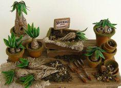 Witch And Wizard Miniatures - Nikki Rowe