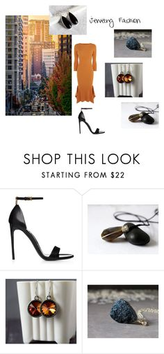 """Jewelry Fashion by MsBsDesigns Collection"" by msbsdesigns ❤ liked on Polyvore featuring Karen Millen"
