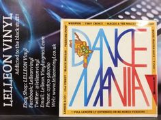 Dance Mania Volume 1 Compilation LP Album Vinyl Record DAMA1 A1/B1 Dance 80's Music:Records:Albums/ LPs:Dance:House