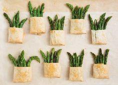 A Unique Way To Dress Up Your Asparagus