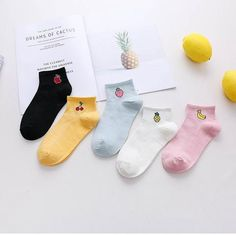 Radient New Womens Boat Socks Cotton Explosion Womens Socks Street Style Japanese Personality Socks Underwear & Sleepwears Women's Socks & Hosiery