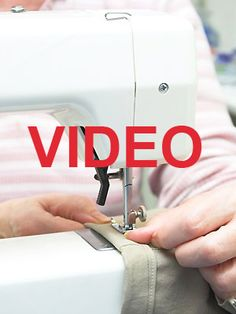 Master basic sewing skills with the author of 'The Great British Sewing Bee'