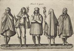 Maures de Grenade Recueil de costumes étrangers...] / [par J.-J. Boissard 1581