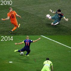 World Cup 2014 Brazil Spain vs Netherlands